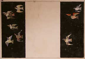 Birds in Flight. Millard Sheets