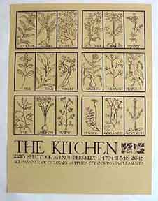 The Kitchen. David Lance Goines