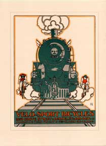 Velo-Sport Bicycles. David Lance Goines