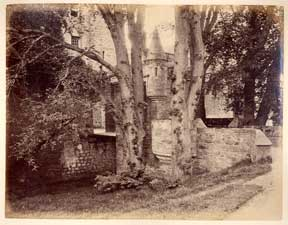 Cawdor Castle. Nairn. (The Drawbridge). James Valentine