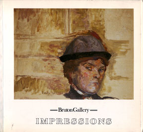 Impressions: Post-Impressionist Paintings, Pastels, Watercolours and Drawings by Pissarro,...
