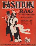 Fashion rag: a stylish two-step. Charles Cohen, W J. Dittmar, Composer