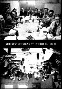 Artists' Sessions at Studio 35. Robert Goodnough