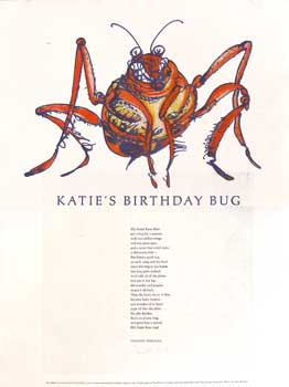 Katie's Birthday Bug. Gene Holtan, Timothy Sheehan, Gary Young, Felicia Rice