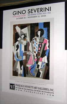 Gino Severini, Form and Color: The Graphic Works 1909-1965, October 26-November 25, 2006....