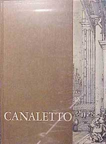 Canaletto: Selected Drawings. Terisio Pignatti