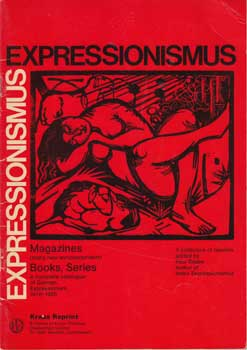 Expressionismus. Paul Raabe