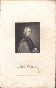 John Dryden. Henry Adlard, after Godfrey Kneller