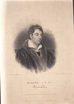 Robert Southey. Edward Finden, after T. Phillips