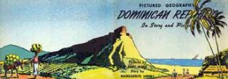 Dominican Republic in Story and Pictures (dust jacket only). Marguerite Henry, Kurt Wiese
