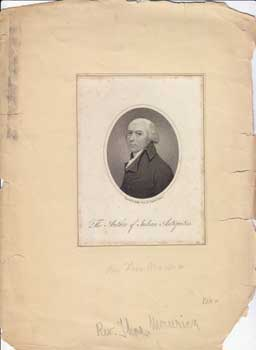 Thomas Maurice, the Author of Indian Antiquities. William Ridley