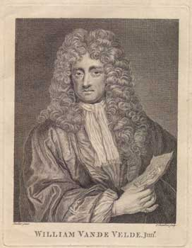 William Vande Velde. Thomas Chambars, after Godfrey Kneller