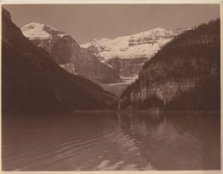 Lake Louise, Alberta. Fred Armbrister