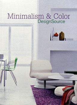 Minimalism & Color: DesignSource, Aitana Lleonart