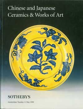 Chinese and Japanese Ceramics and Works of Art. May 11, 1999. Sale AM 0729. Lots # 1 - 513....