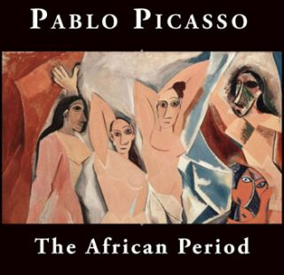 Poster for The African Period. Pablo Picasso