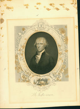 Th. Jefferson. John C. Yorston, Co, T. Knight, Co., engrav