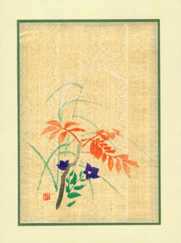 Flowers]. 19th Century Chinese Artist