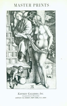 Master Prints For Museums And Collectors. Exhibition: Old Masters, March 1975; Modern Masters,...