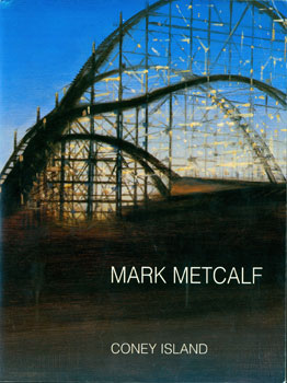 Mark Metcalf, Coney Island. Associated American Artists