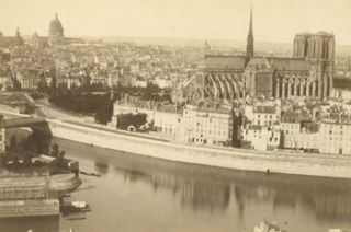 Panorama De Paris. 1900