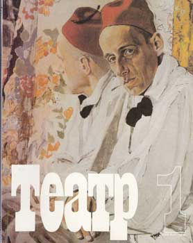 Teatr. (Teatp). 1990 12 issues
