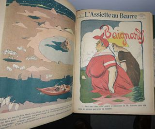 L'Assiette au Beurre. Issues 1-456. Complete run 1901-1909. First editions