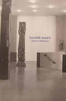 Barbara Chase-Riboud : An exhibition by Galerie Flora, 18 Avril through 20 Mai 1994. Barbara...