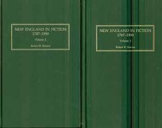 New England in Fiction: 1787-1990 (Two volumes). Robert B. Slocum