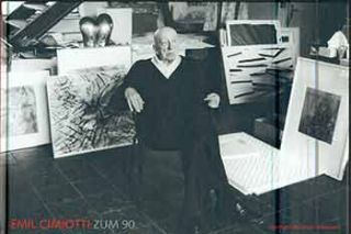 Emil Cimiotti Zum 90. Plastiken, Papierreliefs, Notizen. (Catalog of an exhibition held at the...