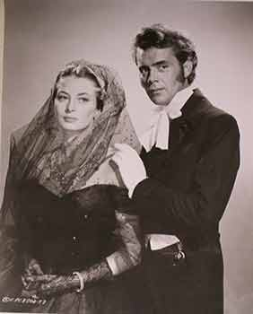 "Capucine and Dirk Bogarde in ""Song Without End"", 1960. Columbia Pictures"