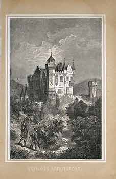 Schloss Abbotsfort. 19th Century British Artist