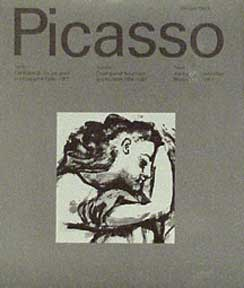 Picasso: Catalogue of the Printed Graphic Work, 1904-1972. Vols. 1, 2 & 4. Georges Bloch