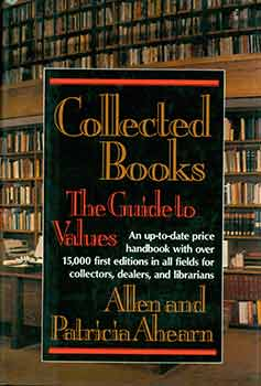 Collected Books: The Guide to Values. Patricia Ahearn Allen Ahearn
