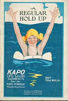 A Regular Hold Up. KAPO Life-Saving Garments Filled with KAPO Ceibasilk. KAPO Ceibasilk