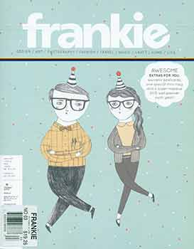 Frankie Magazine Issue 63. Jo Walker