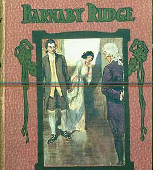Barnaby Rudge Told to the Children. Early edition. Ethel Lindsay, Dudley Tennant, illustr