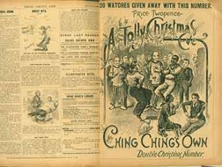 Ching Ching's Own. An amusing and instructive Journal for Boys. Vol VI No. 73 through Vol VII No....