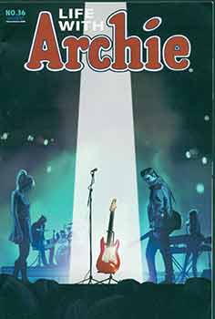 Life With Archie #36 Fiona Staples Cover. Paul Kupperberg