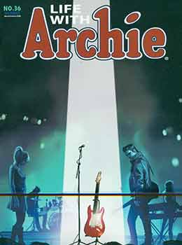Life with Archie #36 Variant, Fiona Staples cover. Paul Kupperberg