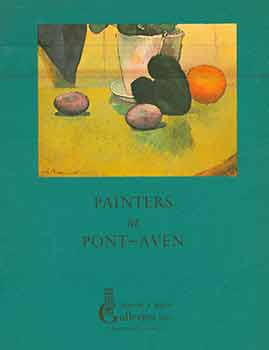 Painters at Pont-Aven. (Published to accompany the exhibition: Hirschl & Adler Galleries, New...