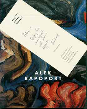 Alek Rapoport: An Artist Journey. Alek Rapoport