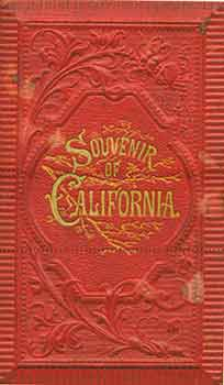 Victorian Views: Souvenir of California Copyright 1885. (Facsimile of 19th Century View Book of...