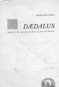 """A Painter and Teacher as Amateur Humanist,"" reprinted from Daedalus: Journal of the American..."