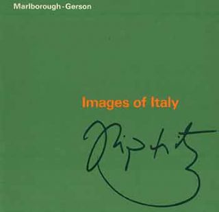 Lipchitz: Images of Italy. [Exhibition catalogue, April - May, 1966]. Jacques Lipchitz, Edward F....