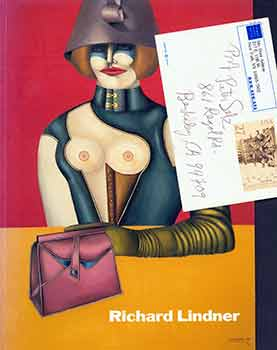 Richard Lindner. (Catalog of an exhibition that took place at the George Krevsky Gallery, San...