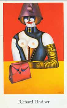 Richard Lindner. March 14 - May 2, 2009. George Krevsky Gallery, San Francisco. [Exhibition...