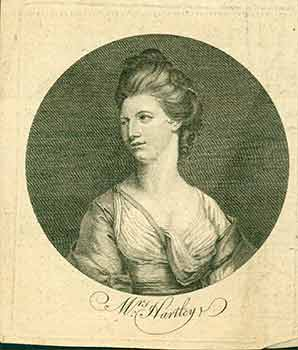 Mrs. Hartley (Engraving). 19th Century Artist