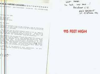 Alain Gerbault: Vertical Chamber: 115 Feet High. (Presentation copy: Signed and inscribed by...