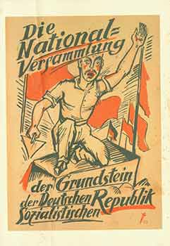 Art and Politics in Weimar Germany. Watercolors, drawings and prints by Ernest Barlach, Max...